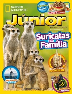 Revista National Geographic Júnior