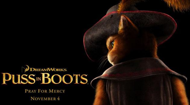 Puss in Boots (2011) - සපත්තු දාන පූසා