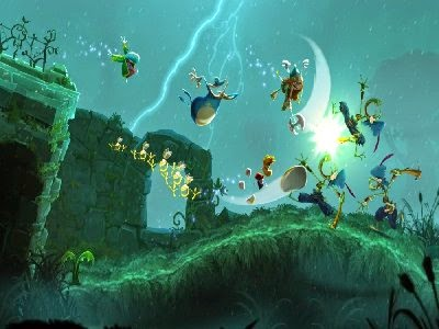 rayman origins pc  compressed