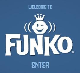 Funko's Website