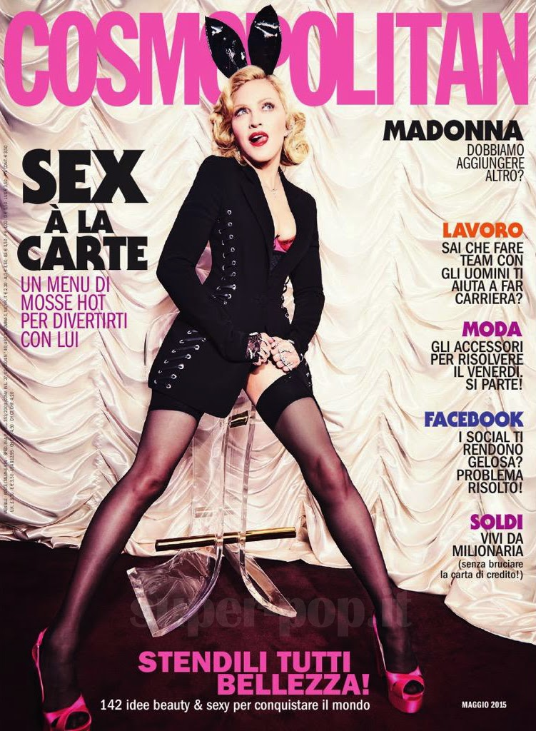 madonna+cosmo