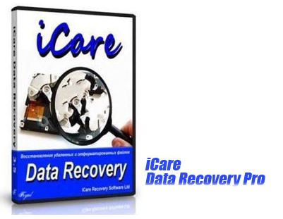Icare Data Recovery Pro Crack Free Download