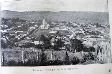 Panoramica de ESCUQUE en 1928