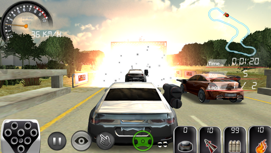 Armored Car HD - Game HD Android Terbaik