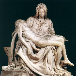 La Pieta of Michelangelo