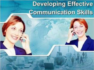 ppt developing effective communication skills ppt
