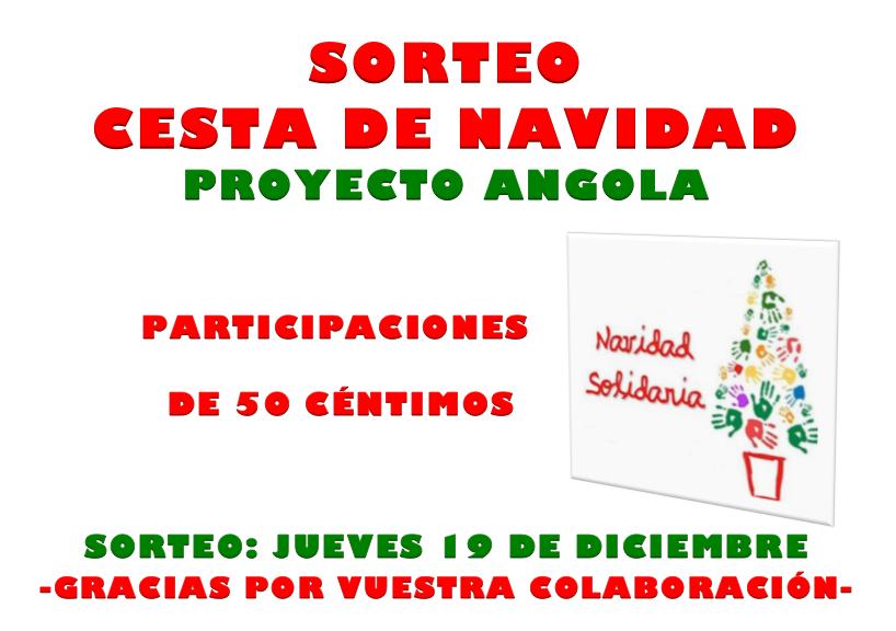 Navidad con Angola
