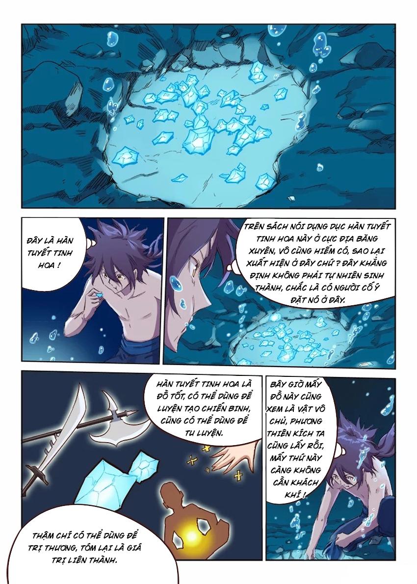 Tinh Võ Thần Quyết trang 5