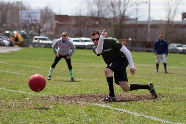 World adult kickball association consider