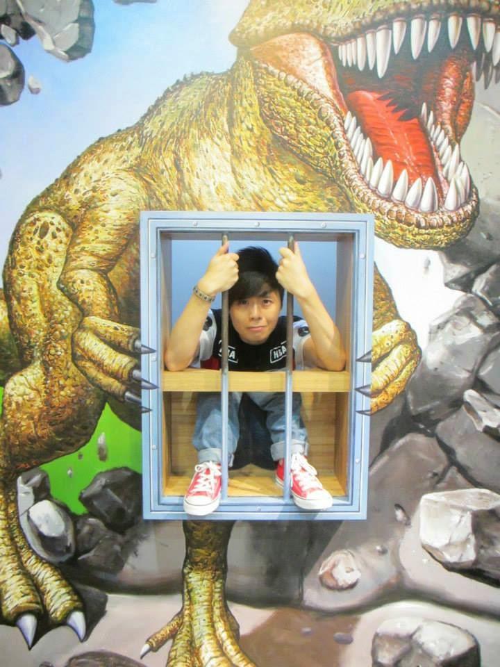 Trick Eye Museum Singapore 7