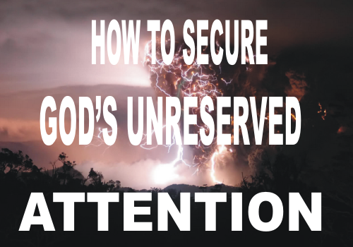 how-to-secure-God's-presence