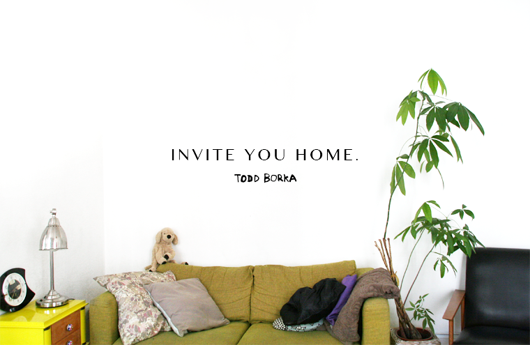 Invite you home.