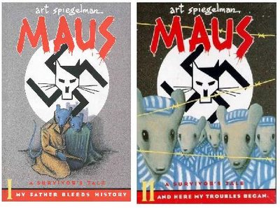 Maus 1 & 2 by Art Spiegelman | Sarah Says Read