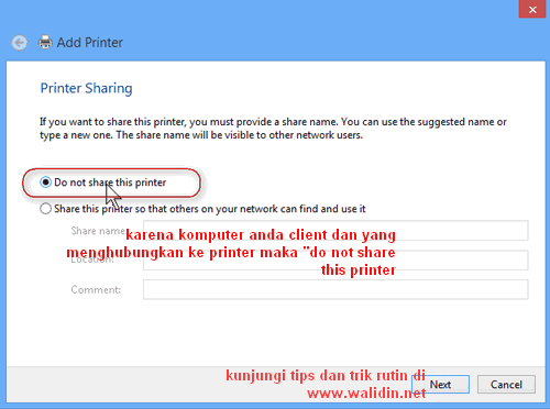 cara-share-sharing-printer