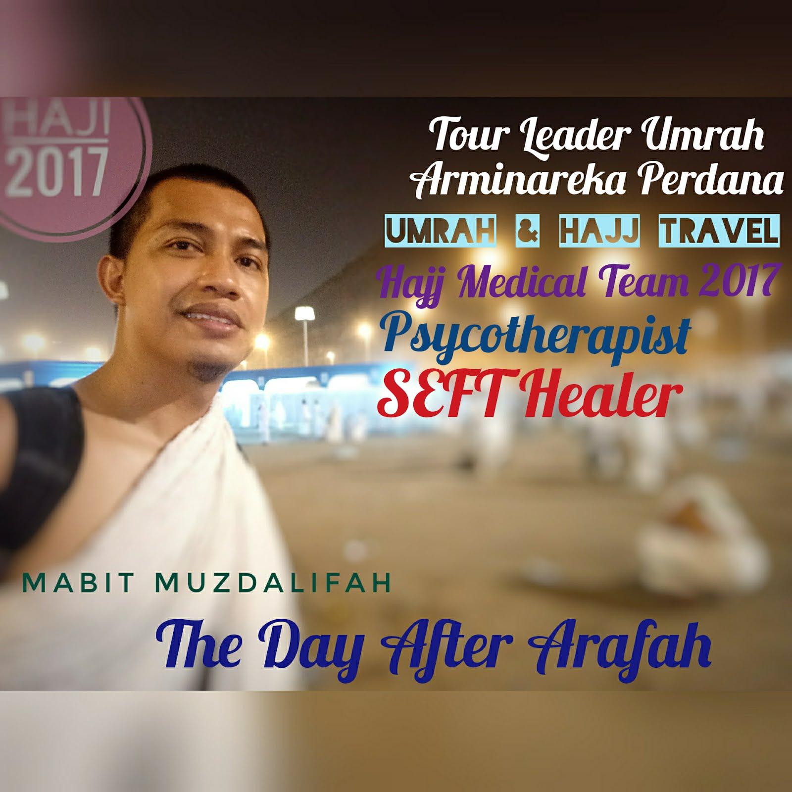 Profil Tour Leader Umroh dan Haji Plus