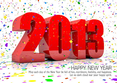 Happy New Year 2013 Wallpapers and Wishes Greeting Cards 075