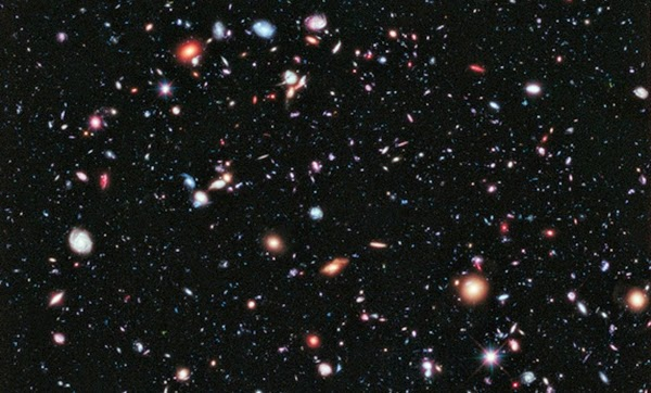 Seberapa Besarkah Alam Semesta?