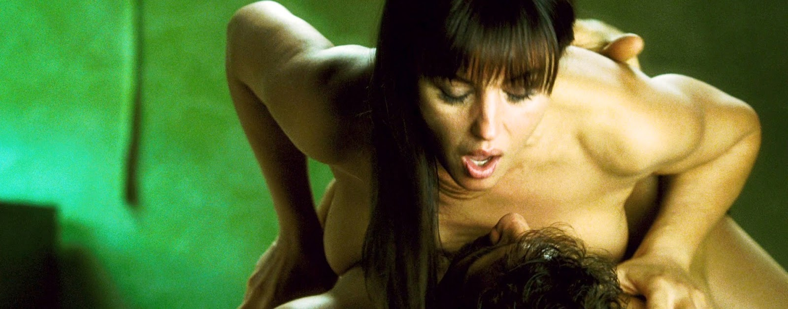 Monica bellucci naked video