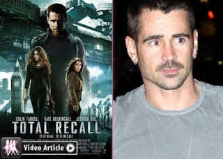 Colin Farrell Lands in Rio to Promote 'Total Recall' » Gossip | Colin Farrell
