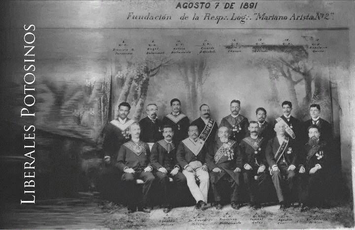 Fundadores de Mariano Arista