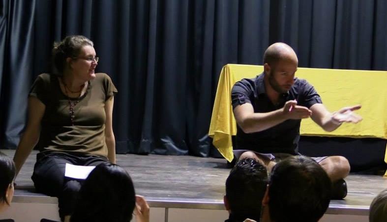 Directors of Acting Impact Theatre Company