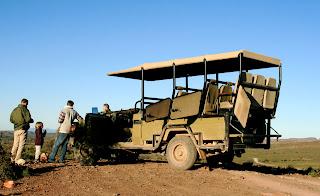 around the world south africa safari