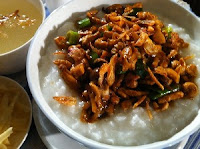 Resep Bubur: Bubur Ayam Jamur