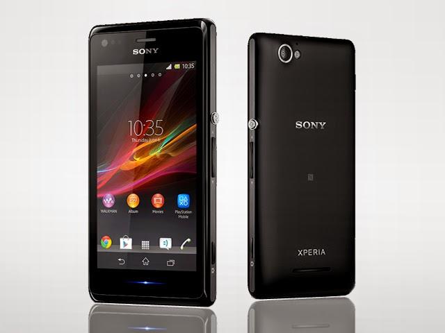 Sony Mobile,Sony Xperia, Sony Xperia M C1905 terbaru