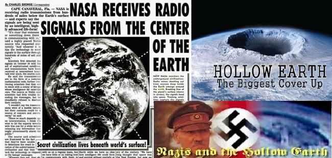 Όταν η NASA έλαβε μήνυμα από τα Τάρταρα!!