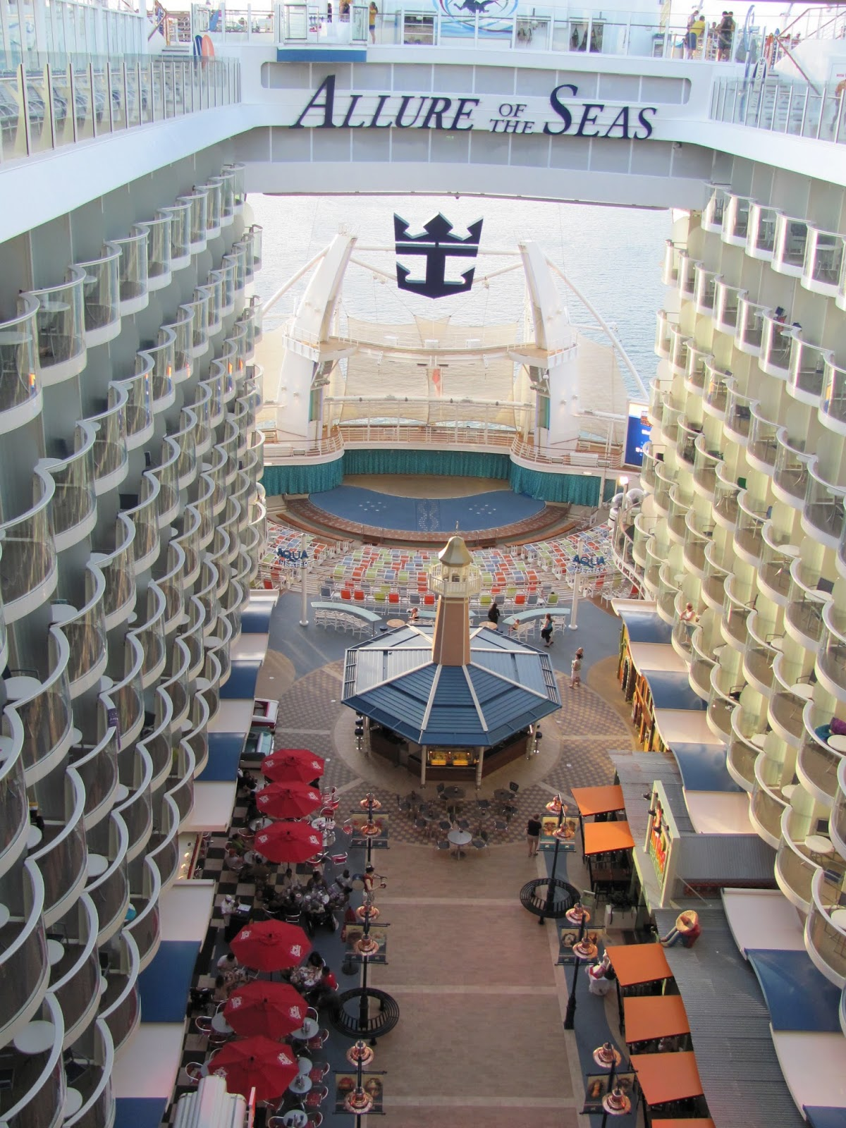 The rest of my life the allure of the seas deck 6 overview dont forget a hat and water if its sunny out baanklon Images