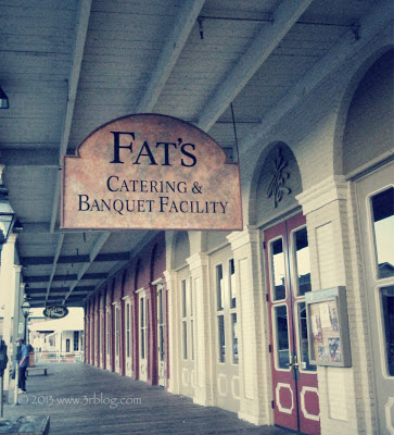 Fat's Catering, Sacramento CA  www.3rsblog.com