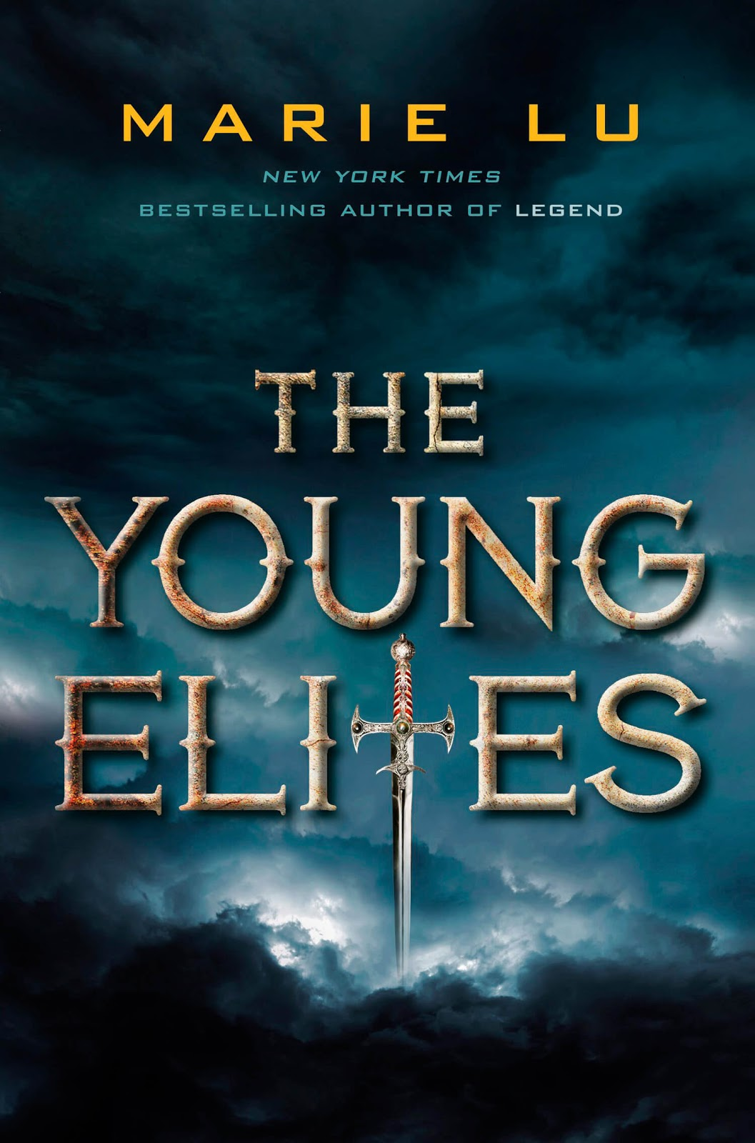 The Young Elites (Marie Lu)