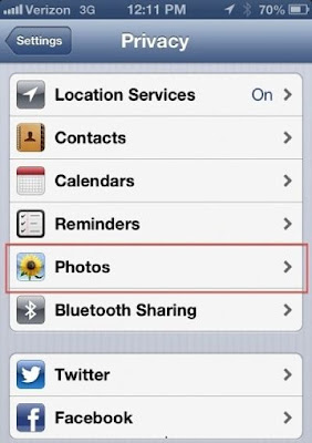 Can't Save Pictures from Facebook to iPhone [Solved]