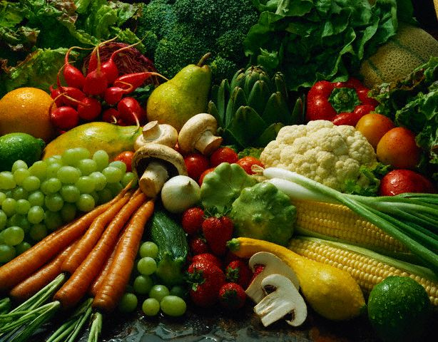 Later we were advised to eat 3-5 servings of fruits and vegetables a day.