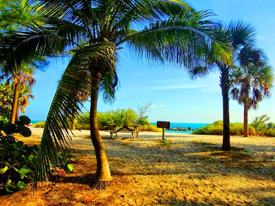 Ft. Zachary Taylor Beach Picnic Area - Key West, FL - Travel the East