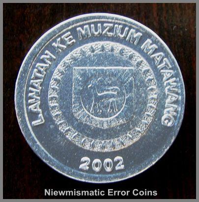2002 Aluminium Token