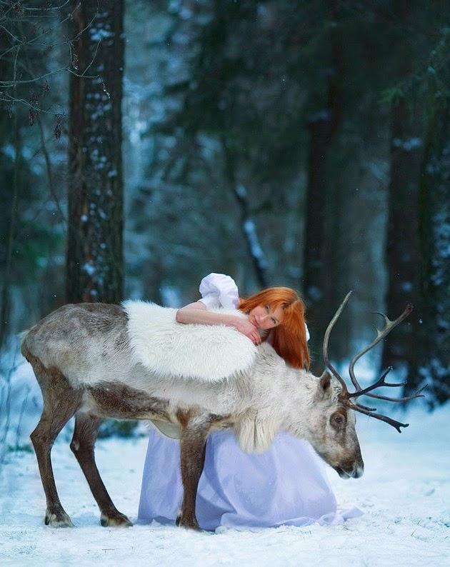 photographer Darya Kondratyeva