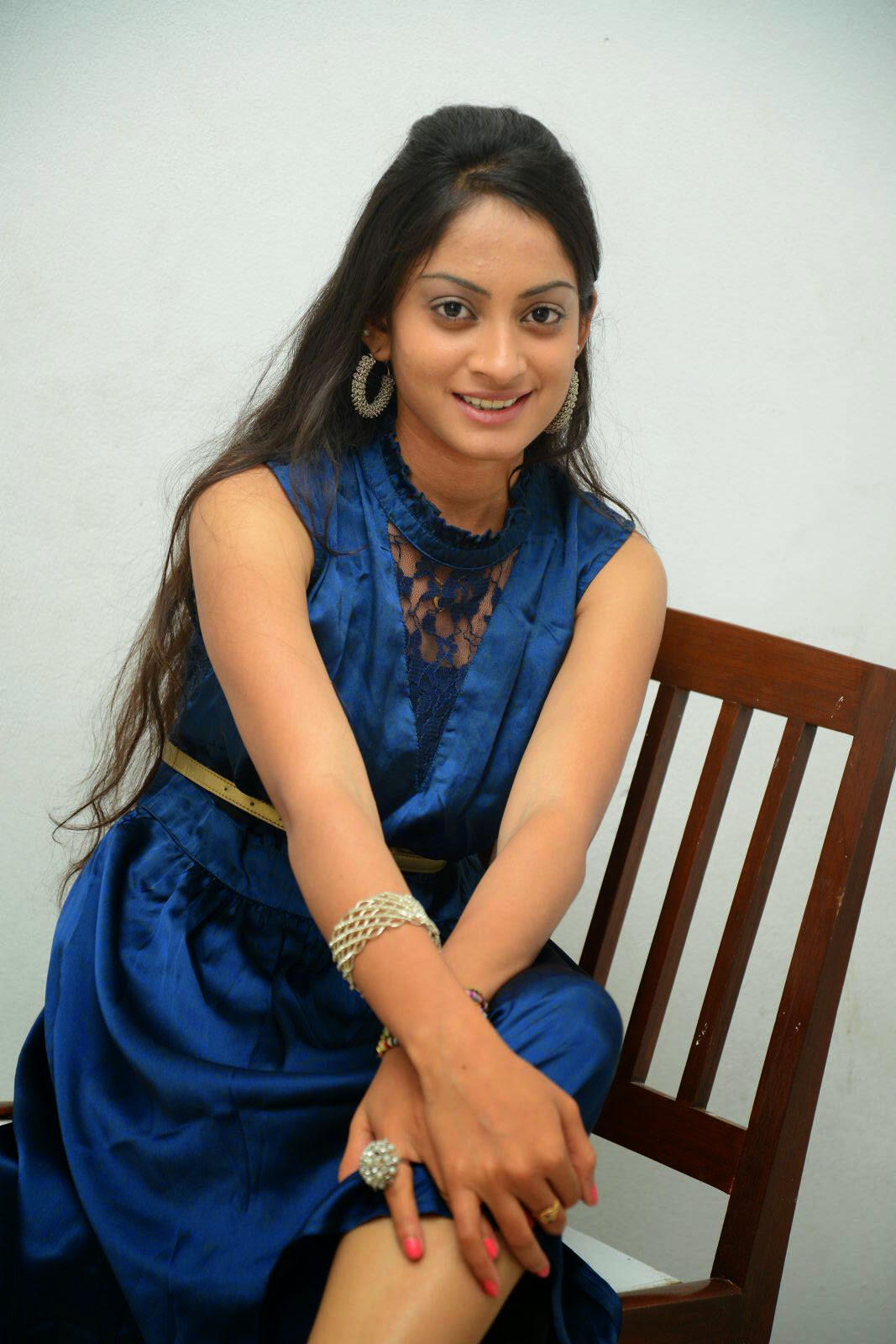 Actress Priyanka Latest Cute Hot Spicy Photos Gallery At Taravata Katha Movie Trailer Launch