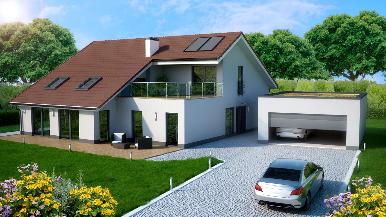 Notre future maison for Rehausser sa maison prix