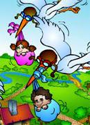 Фабрика малышей - Онлайн игра для девочек