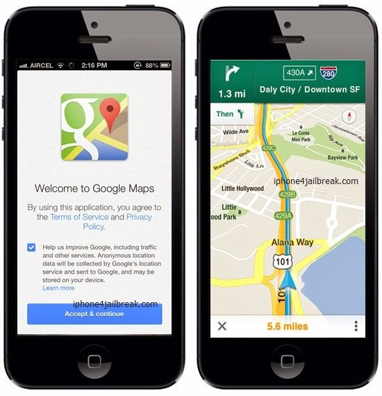 Despite an erratic start and unusual act of contrition on the part of Tim Cook, Apple Maps / Maps app has gained considerable ground at the expense of Google.