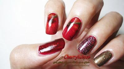 Lacqueerisa: Cherrylicious