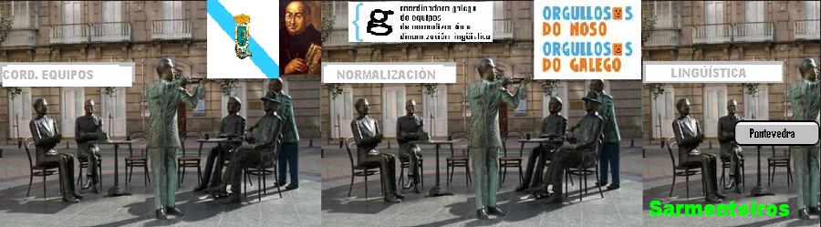 CEDNL Pontevedra - Sarmenteiros