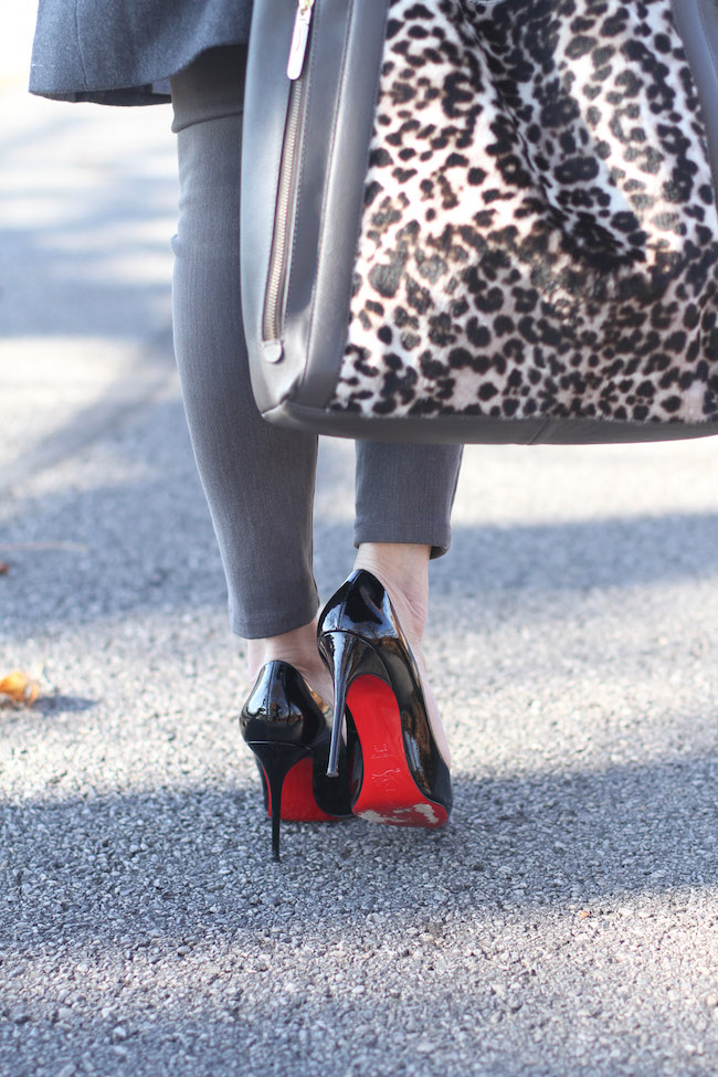 boden bag, christian louboutin heels, grey jeans