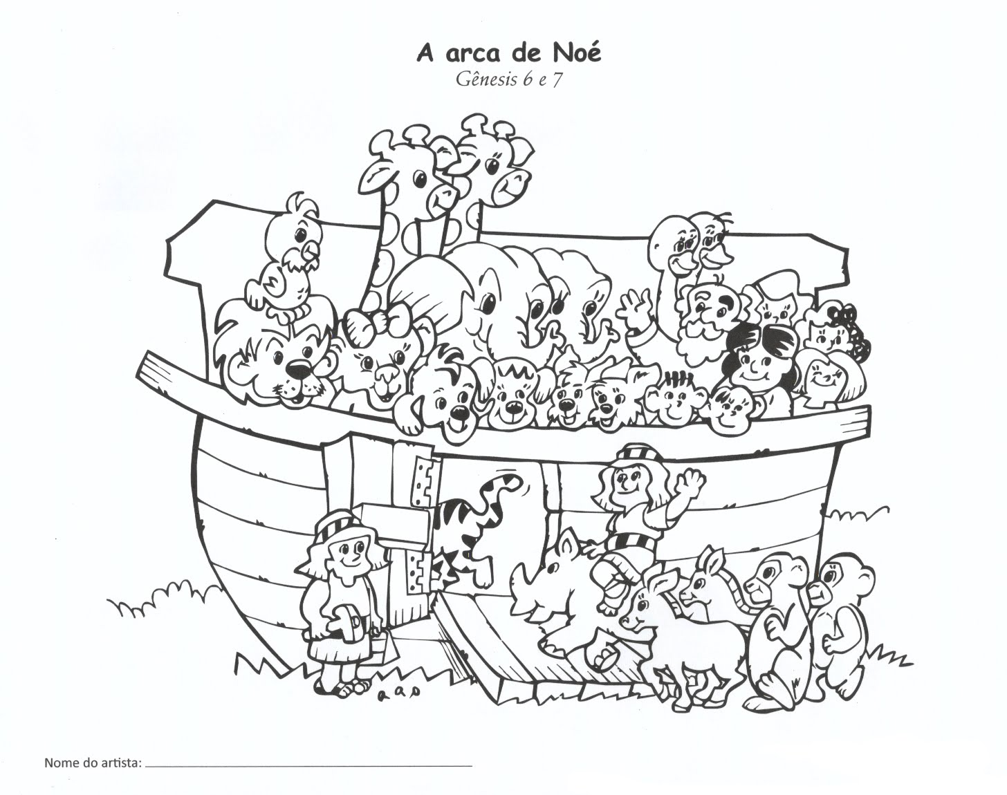imagens para colorir gospel - Centenas de Desenhos bíblicos para colorir Ida Gospel