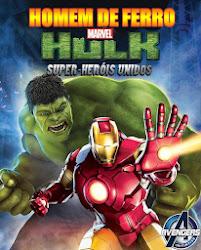 Baixe imagem de Homem de Ferro e Hulk: Super Heróis Unidos (Dual Audio) sem Torrent
