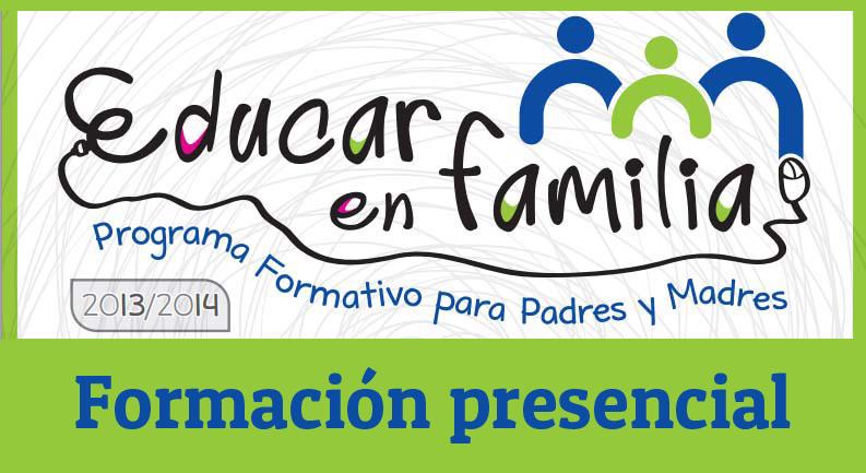 Formación para las familias