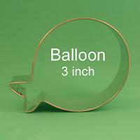 Balloon Cookie Cutter1