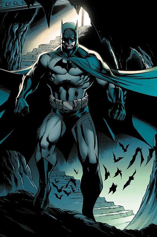 бэтмен картинка