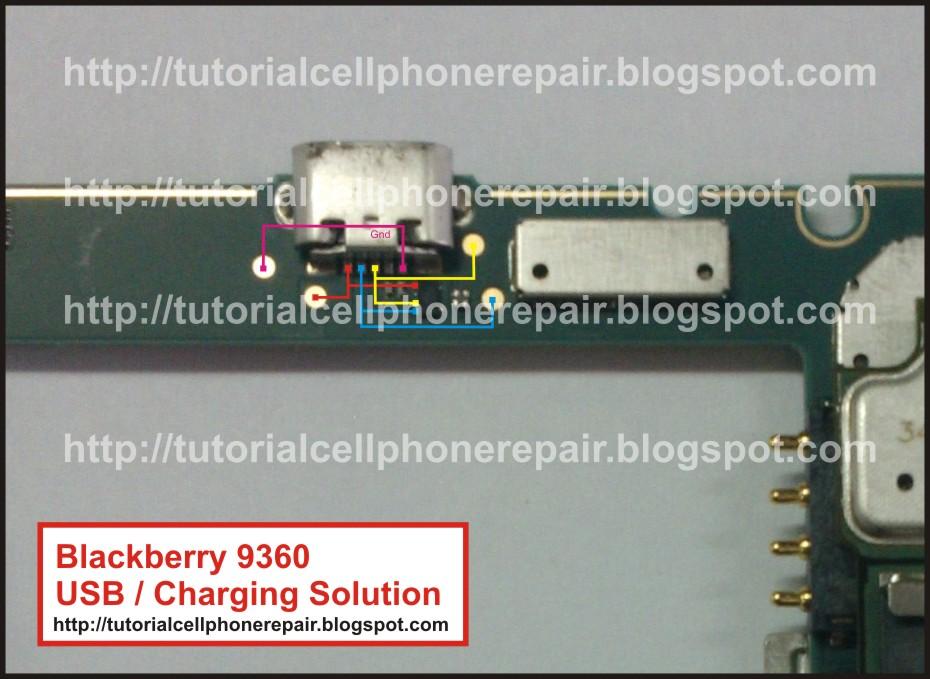 Blackberry Charging Light Blackberry 9360 Charging Ways